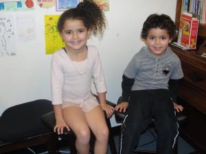 Janna and Noah
