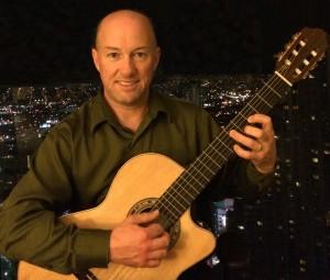 Jeff Davis - Guitar Photo