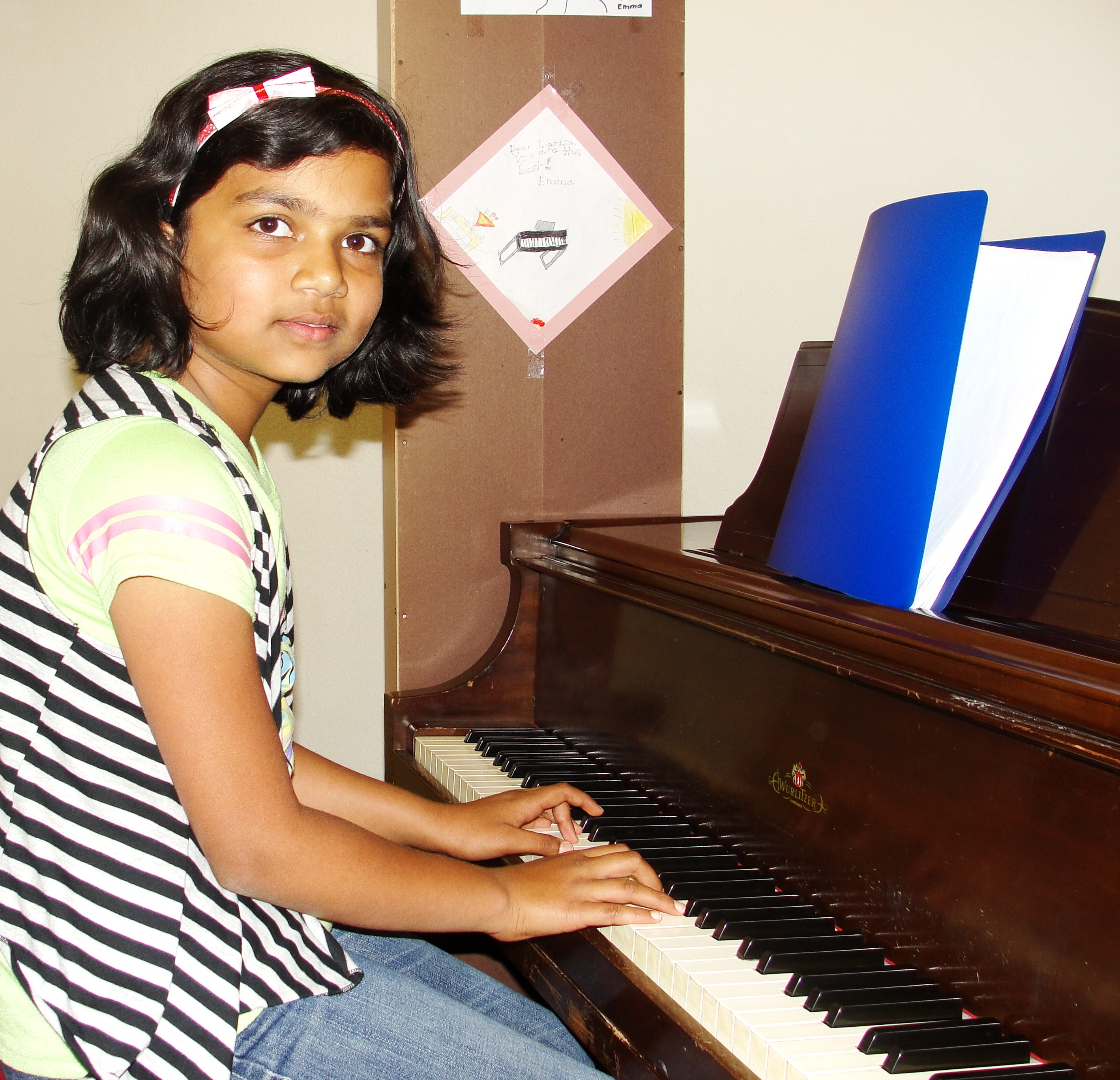 prerana say yes grand piano is not a toy
