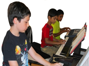 group lessons THREE BOYS EDITED